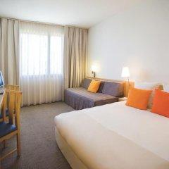 Отель Novotel Barcelona S Joan Despi 4* Стандартный номер с различными типами кроватей