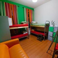 Гостиница Кубахостел Кровать в женском общем номере с двухъярусной кроватью фото 22