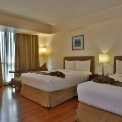 Crown Regency Hotel and Towers Cebu 4* Номер Делюкс с различными типами кроватей фото 3
