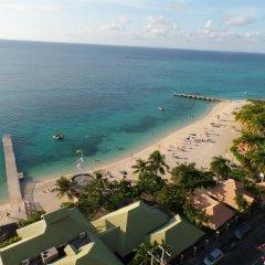Отель Montego Bay Club Resort Ямайка, Монтего-Бей - отзывы, цены и фото номеров - забронировать отель Montego Bay Club Resort онлайн пляж