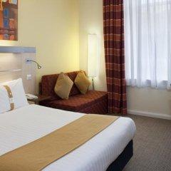 Отель Holiday Inn Express Edinburgh City Centre 3* Стандартный номер фото 3