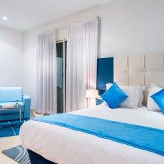 Отель Farah Tanger Марокко, Танжер - отзывы, цены и фото номеров - забронировать отель Farah Tanger онлайн комната для гостей фото 3