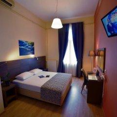 Отель Orestias Kastorias 2* Стандартный номер с двуспальной кроватью фото 5