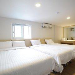 Hotel Sleepy Panda Streamwalk Seoul Jongno 3* Стандартный номер с различными типами кроватей фото 19