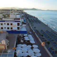 Hotel Vent-i-mar пляж фото 2