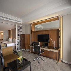 Отель Taj Dubai 5* Номер Luxury с различными типами кроватей фото 2