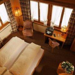 Hotel Alphorn 3* Стандартный номер с двуспальной кроватью фото 9