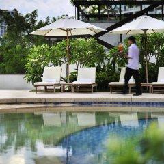 Отель Serenity Coast All Suite Resort Sanya бассейн фото 3