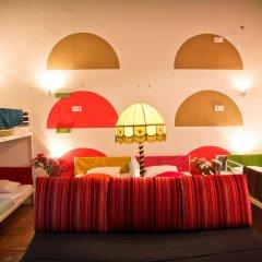 Hostel Budapest Center Стандартный номер с различными типами кроватей фото 24