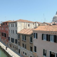 Отель Ca' Della Fornace балкон
