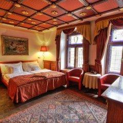 Отель U Pava 4* Номер Делюкс фото 5