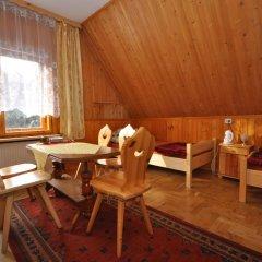 Отель Sfinks Польша, Закопане - отзывы, цены и фото номеров - забронировать отель Sfinks онлайн комната для гостей