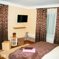 Хостел Hothos Стандартный номер с различными типами кроватей фото 10