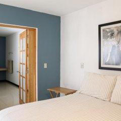 Отель Los Pinos комната для гостей фото 3