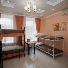 Мини-Отель Новый День Стандартный семейный номер разные типы кроватей (общая ванная комната) фото 6