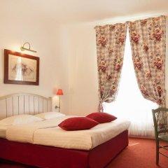 Отель Campanile Val de France 3* Стандартный номер с двуспальной кроватью фото 2