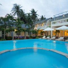 Отель Blue Paradise Resort 2* Стандартный номер с различными типами кроватей фото 15