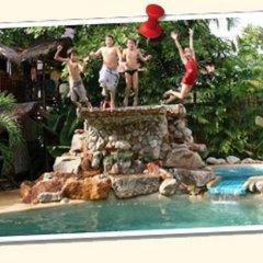 Отель Shanti Lodge Phuket бассейн фото 3