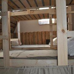Хостел Кислород O2 Home Кровать в общем номере фото 32