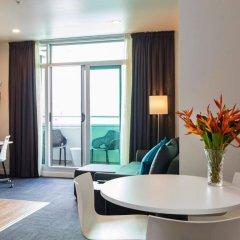 Апартаменты Quest Apartments Suva комната для гостей фото 4