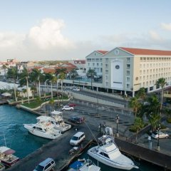 Отель Renaissance Aruba Resort & Casino 4* Стандартный номер с различными типами кроватей фото 5
