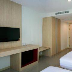 SunSeaSand Hotel 3* Стандартный номер с 2 отдельными кроватями фото 6