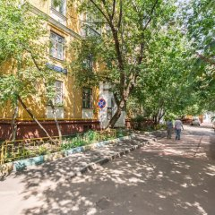 Апартаменты Begovaya Apartment Апартаменты с различными типами кроватей фото 4