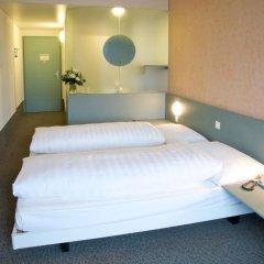 Hotel City am Bahnhof 3* Стандартный номер с различными типами кроватей фото 9