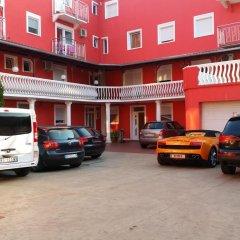 Апартаменты Apartments Maca Нови Сад парковка