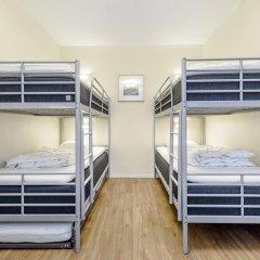 City Hostel Стандартный номер с различными типами кроватей фото 2