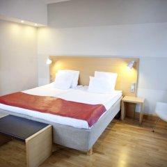 Original Sokos Hotel Helsinki 3* Улучшенный номер с двуспальной кроватью фото 6