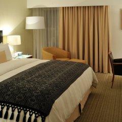 Отель InterContinental Presidente Puebla 4* Улучшенный люкс с разными типами кроватей фото 3