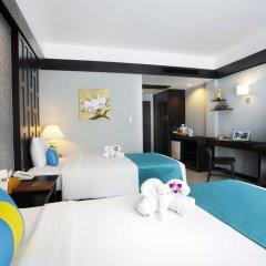 Отель Diamond Cottage Resort And Spa 4* Улучшенный номер фото 13