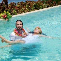 Отель Taveuni Island Resort And Spa бассейн фото 2
