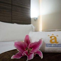 Hotel Expo Abastos 3* Стандартный номер с разными типами кроватей фото 6