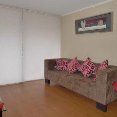Отель Chilean Suites Centro комната для гостей фото 2