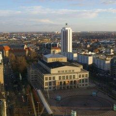 Отель Leipzig City Appartments