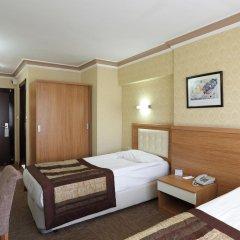 Baskent Hotel Турция, Анкара - отзывы, цены и фото номеров - забронировать отель Baskent Hotel онлайн комната для гостей фото 5