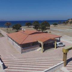 Отель Grand Geyikli Resort Otel Orucoglu пляж фото 2