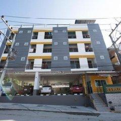 Отель Baan Palad Mansion 3* Стандартный номер с различными типами кроватей фото 20