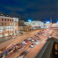 Апартаменты Невский 79 балкон