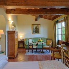 Отель Villa Olmi Firenze 4* Стандартный номер с различными типами кроватей фото 3