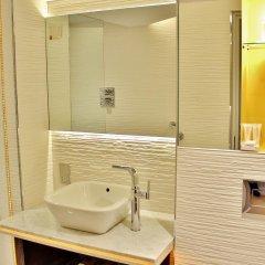 Hotel Indigo Edinburgh - Princes Street 4* Стандартный номер с различными типами кроватей фото 4
