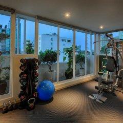 Silverland Hotel & Spa фитнесс-зал