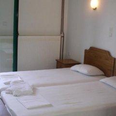 Отель Sapfo Beach Studios Ситония комната для гостей