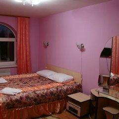 Гостиница Соловецкая Слобода комната для гостей фото 10