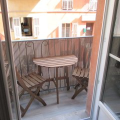 Апартаменты Nice Apartment Old Town балкон
