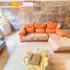 Отель Cuana Испания, Курорт Росес - отзывы, цены и фото номеров - забронировать отель Cuana онлайн комната для гостей фото 11