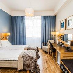 Отель Hotell Bondeheimen 3* Номер категории Эконом с различными типами кроватей фото 3