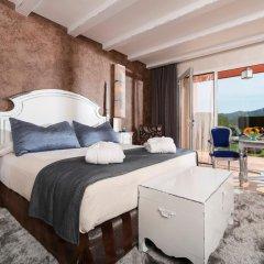 Sallés Hotel Mas Tapiolas 4* Стандартный номер с двуспальной кроватью фото 11